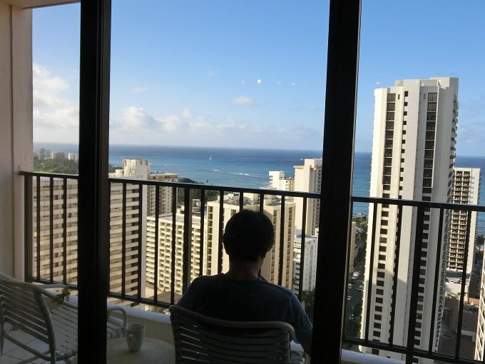 1月のハワイ、ロングステイ旅行記2、海外でトラブル発生はマジ焦る・・・