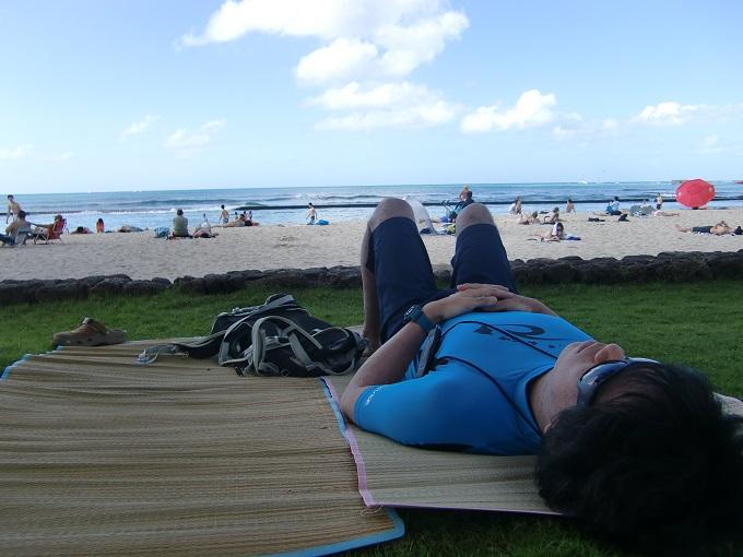 【動画解説】ハワイで海水浴|利用方法、知らないと困る5つのこと