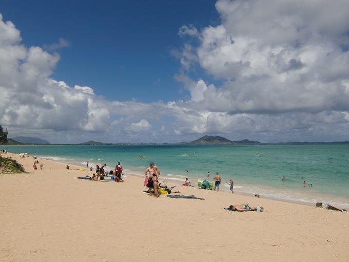 ハワイ、ビーチの思い出を写真で振り返る、有名ビーチ紹介①