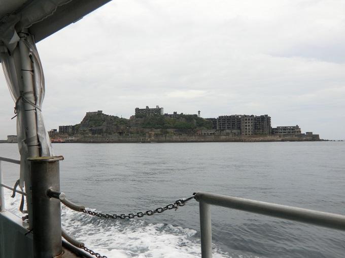 軍艦島の上陸確率は70%、シーマン商会の軍艦島ツアー体験記