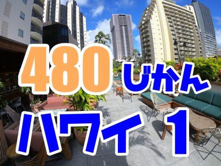 ハワイ旅行2018:セルフ式入国審査でトラブル