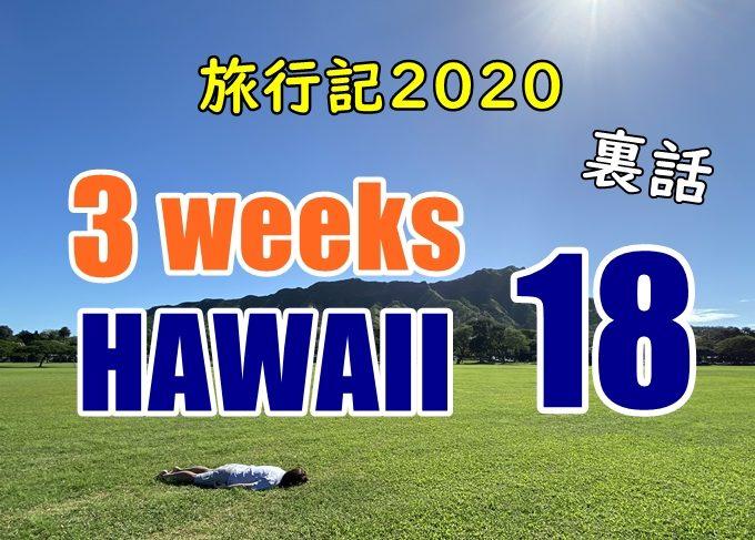 【動画】ハワイ旅行記2020#18:コスパレストランとセーフウェイ